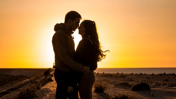 couple met on popular russian dating app
